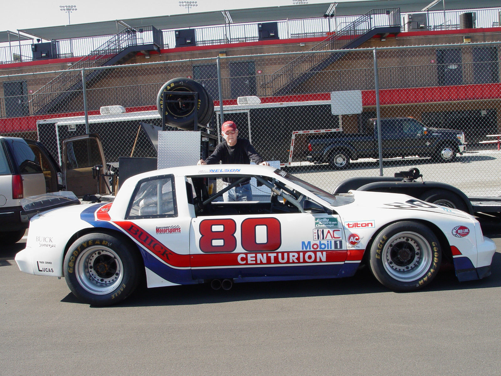 This 1985 Buick Somerset Road Racing Car Is