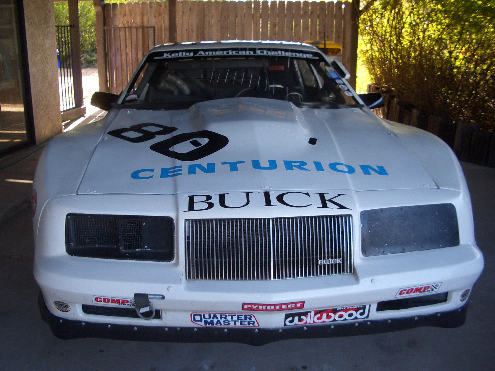 Bangshift Com This 1985 Buick Somerset Road Racing Car Is Awesome
