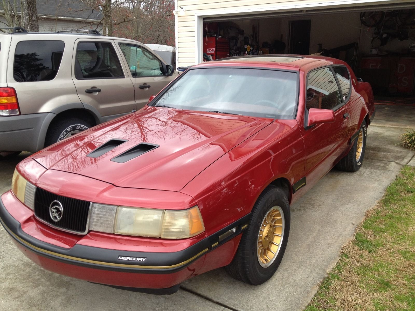 Bench Racing: How Would You Prepare This 5-speed 1987 Mercury Cougar?