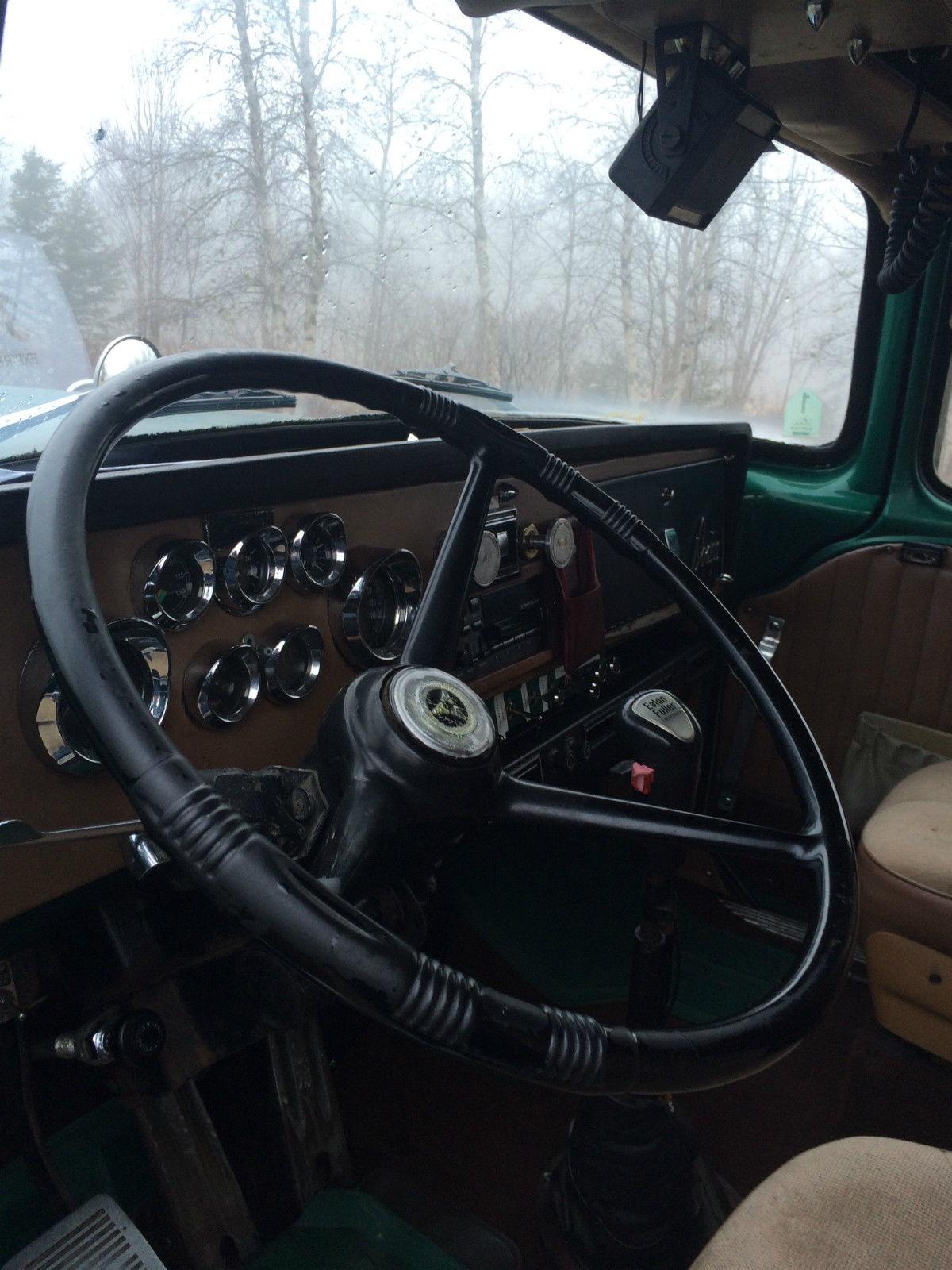 Cars For Sale Tulsa >> BangShift.com 1974 Dodge Big Horn semi for sale