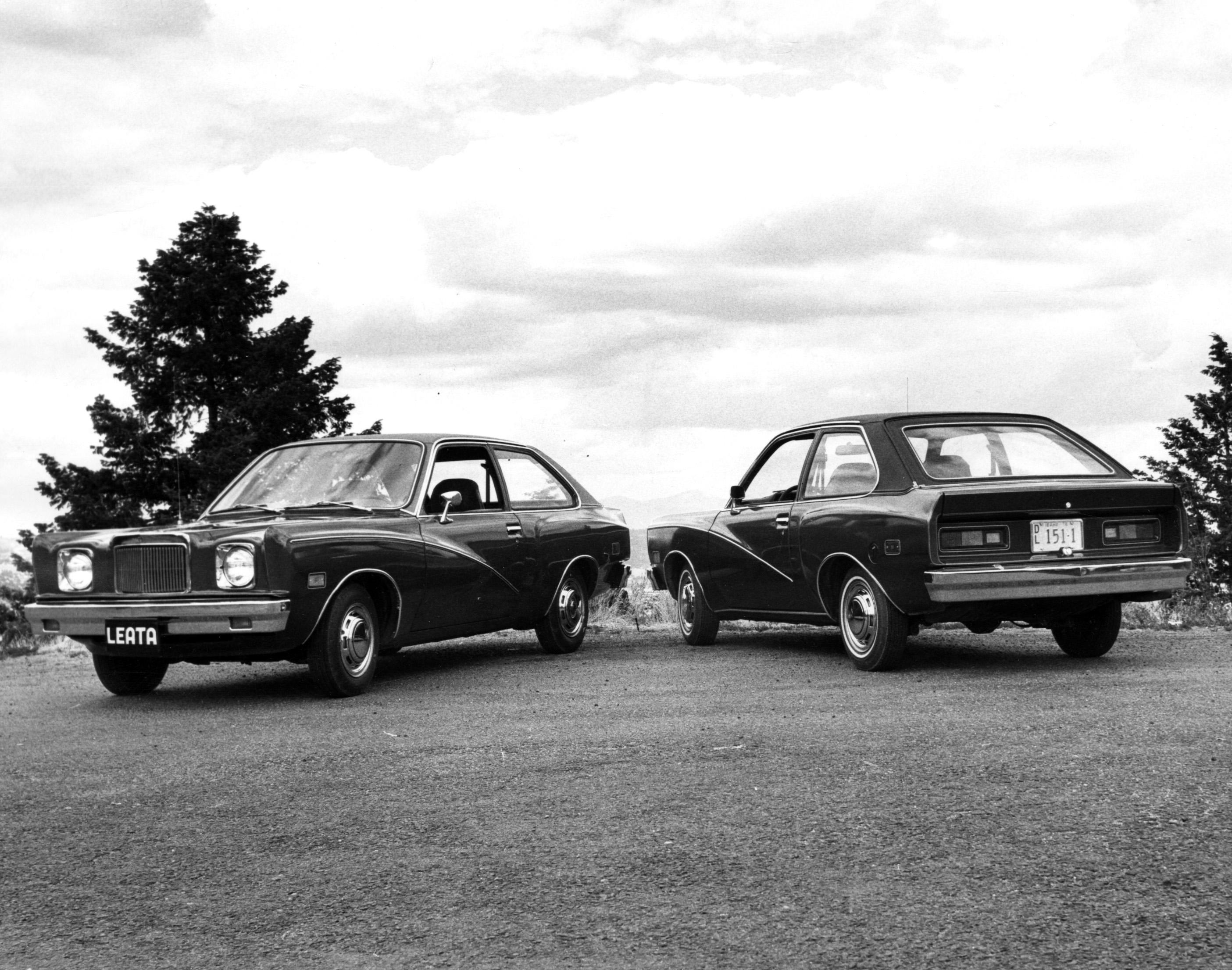 Random Car Review: The 1977 Leata Cabalero and Cabalero Pickup, Better Known As Just How Far You Can Go With A Chevette