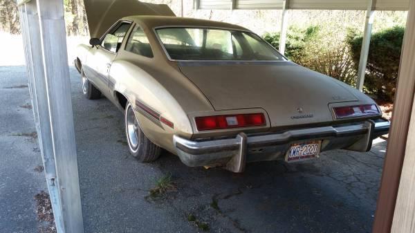 BangShiftcom Rough Start Finding A 1973 Pontiac LeMans This