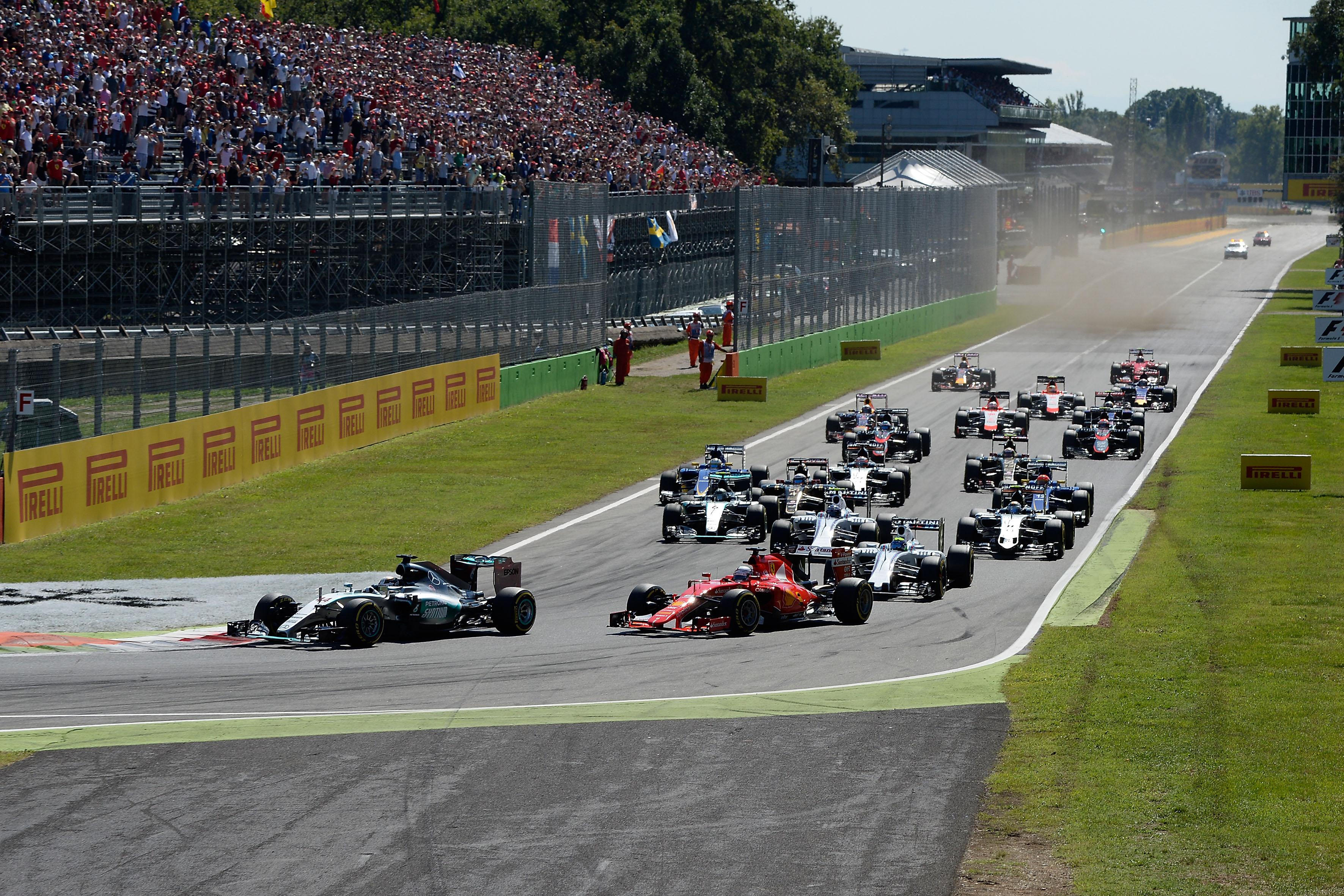 BangShift Formula e Might Dump The Italian Grand Prix At Monza