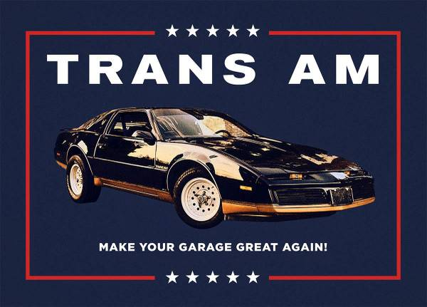 Make Your Garage Great Again: This Ad For A 1982 Pontiac Trans Am Is The Best Craigslist Listing Ever