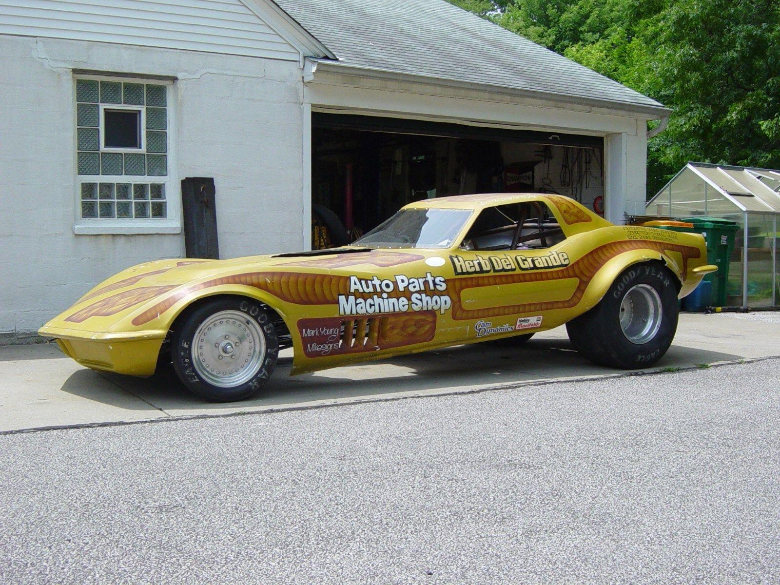 BangShift.com Old Funny Car