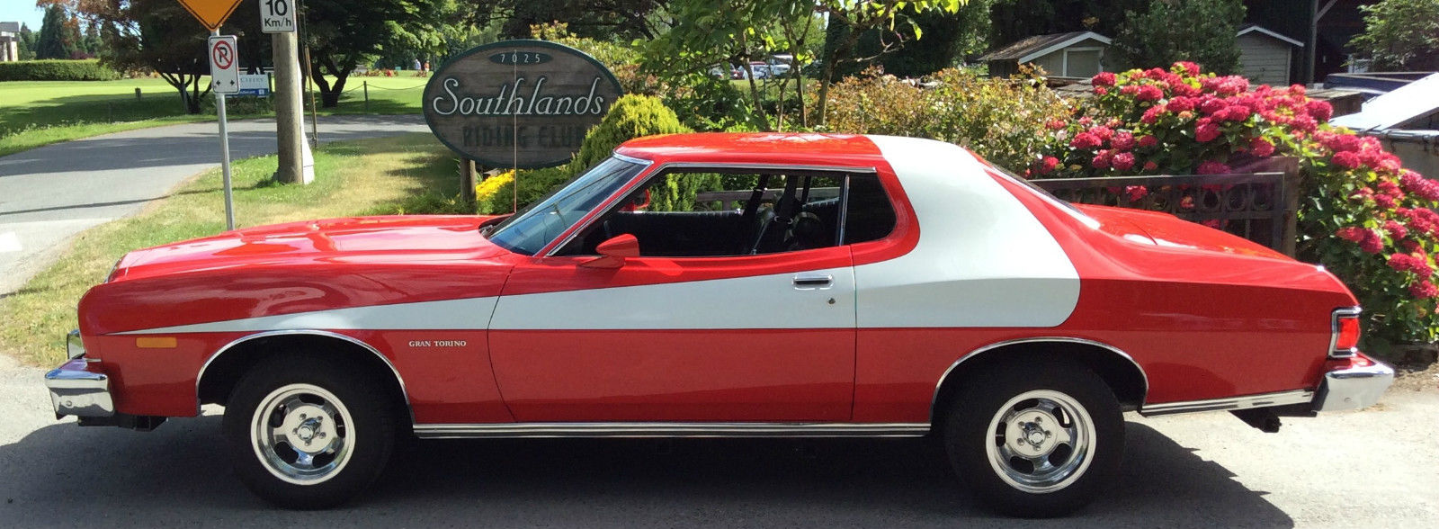 ebay find this starsky and hutch gran torino is the real deal it was in both the. Black Bedroom Furniture Sets. Home Design Ideas