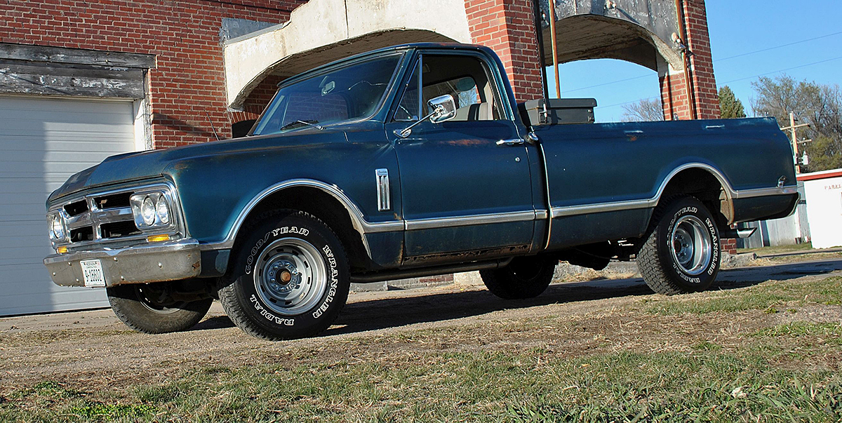 Project Hay Hauler: Junkyard Crawling For Upgrades To Our 1967 GMC C1500
