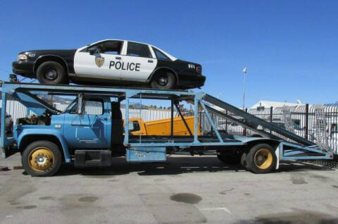 Who Doesnu0027t Need This To Haul Cars Around! Cool Chevrolet 3 Car Hauler