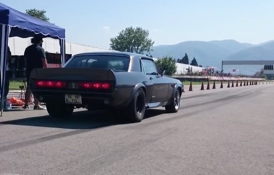 Classic YouTube: Watch A 427-Powered Mustang Whip Up On A Supercharged BMW M5!
