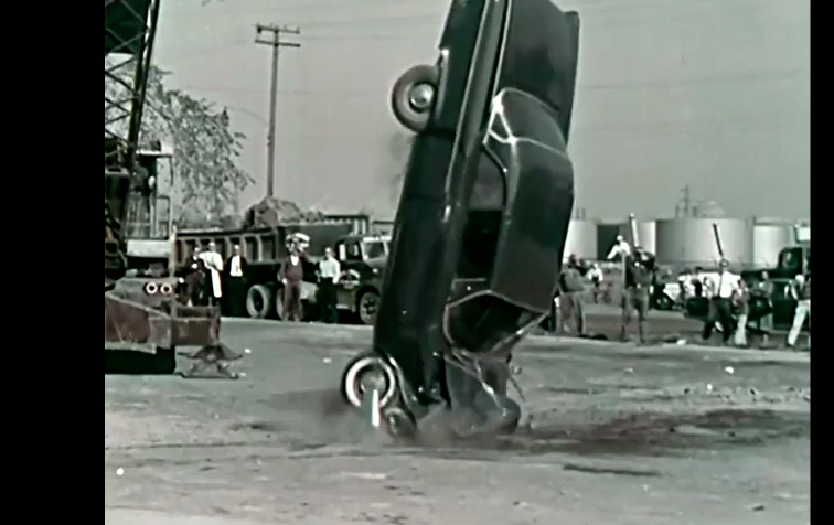 Watch The Most Overly Dramatic Tire Safety Video Featuring Junky 1960s Tires We've Ever Seen