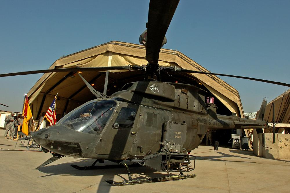 Memorial Day Memories: A Tribute To The OH-58D Kiowa Warrior, The Blood, Sweat And Years