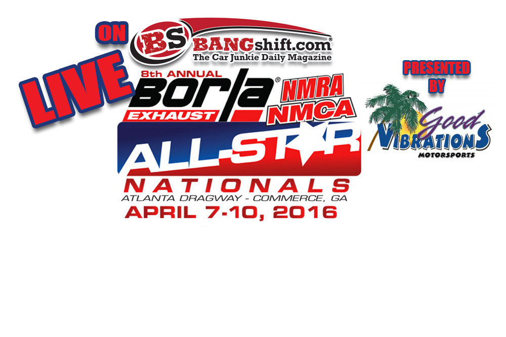 LIVE BROADCAST ALERT: Watch The NMCA/NMRA All-Star Nationals Right HERE Starting TODAY 9AM EASTERN
