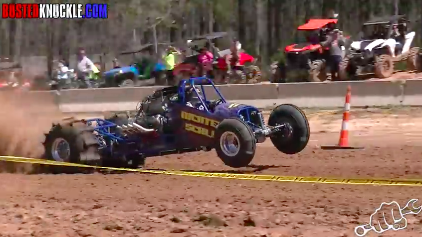 Here's The Dirt Equivalent To Outlaw Pro Mod Racing – These Dirt Drag Racing Rigs Are Nuts!