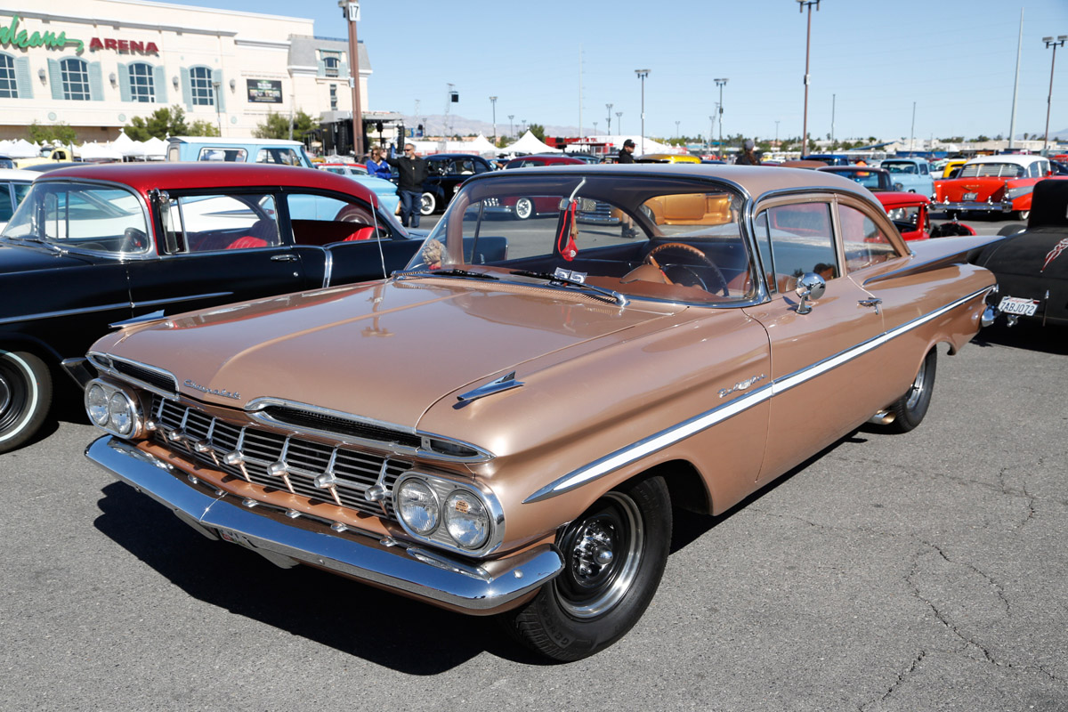 Viva Las Vegas 2016: The Cool Cars and Killer Hot Rods Just Keep Coming!