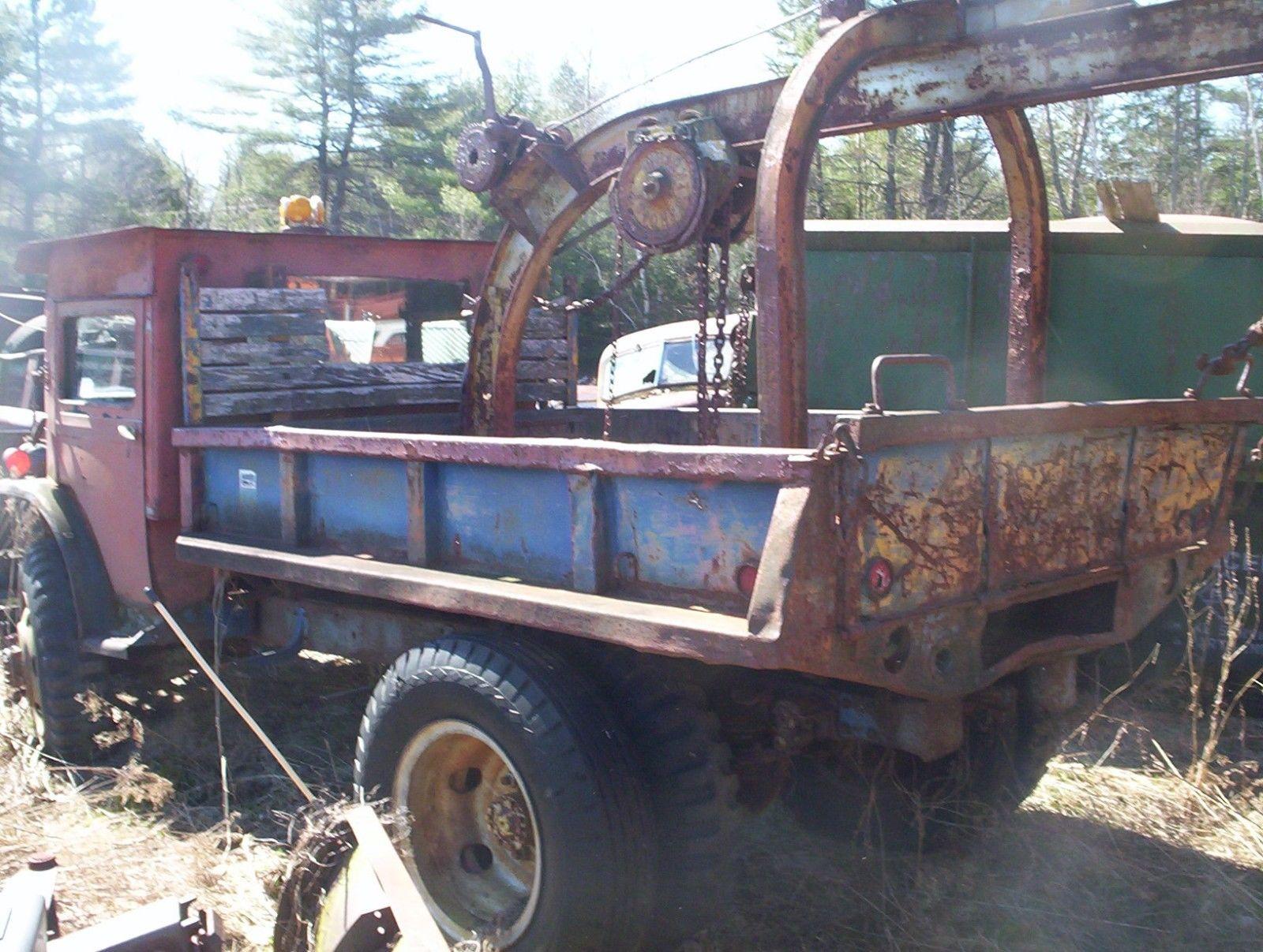 BangShift.com Ford Burma Jeep