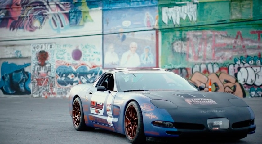 Great Video: Check Out This Feature With Rick Hoback And His 200mph C5 Corvette That Did The Job With A Full Interior And Stock Bottom End