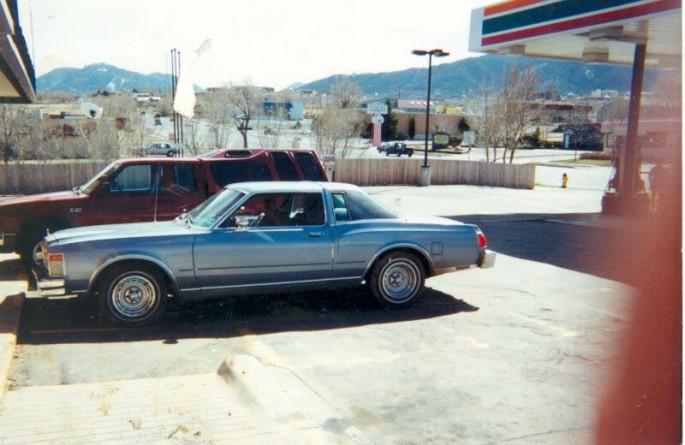 josh's car