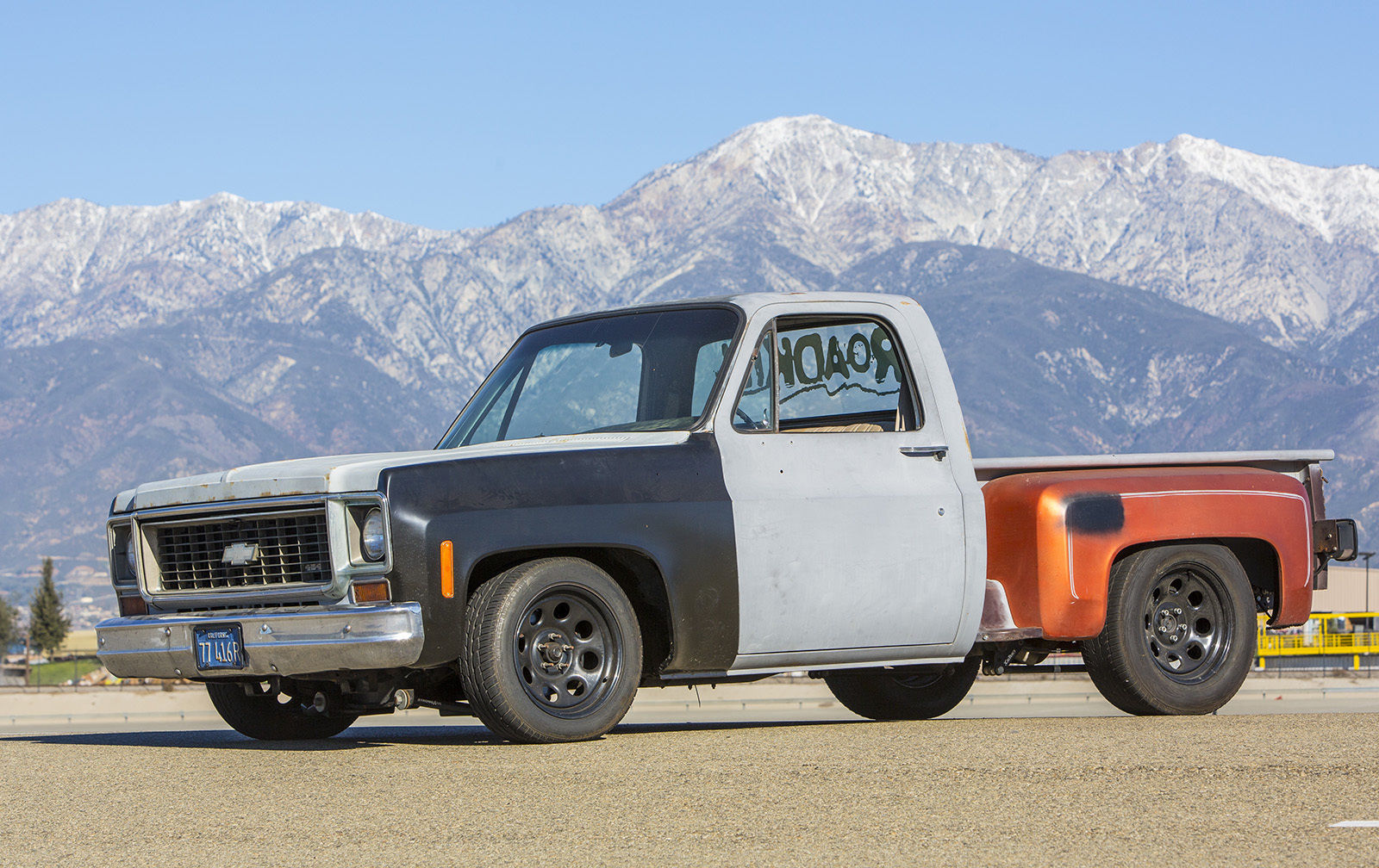 Roadkill's Muscle Truck Is Up For Auction! If You Have Lusted After The Loud And Proud Chevy C-10, Now's Your Chance!