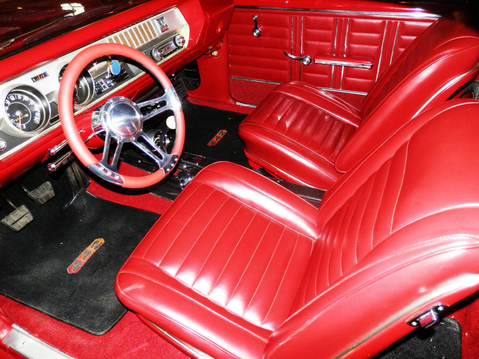 BangShift com Olds Camino: This 1967 Oldsmobile Cutlass Had