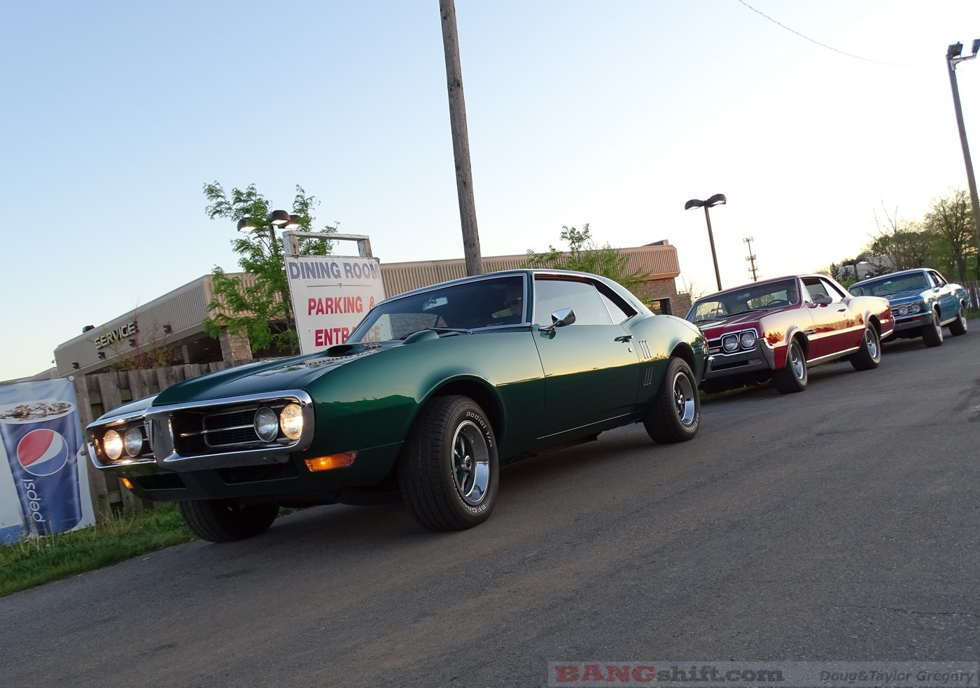 Cruise Coverage: The Parkette Drive-In Cruise Brought Out The Coolness!
