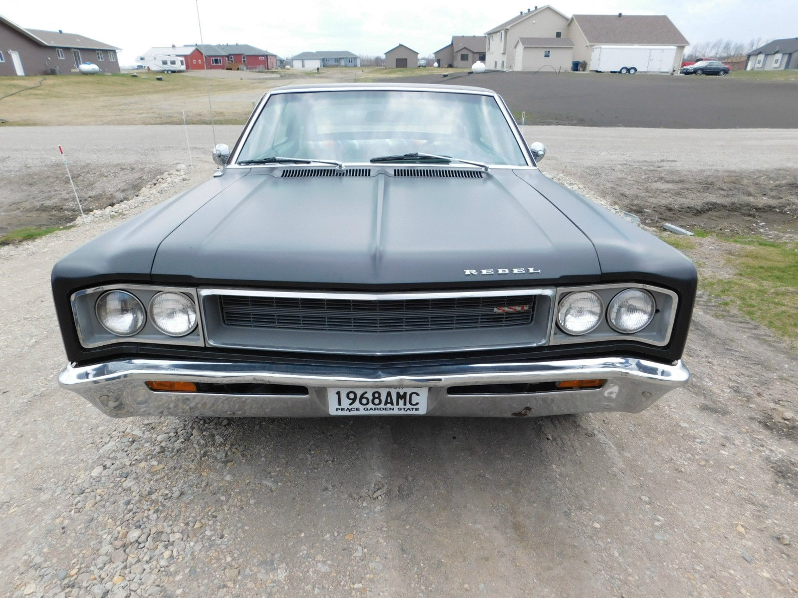 BangShift.com eBay Find: This 1968 AMC Rebel Is As Close As You\'ll ...