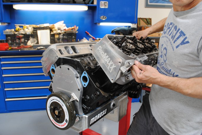 1. A big motor needs Maxximum airflow.