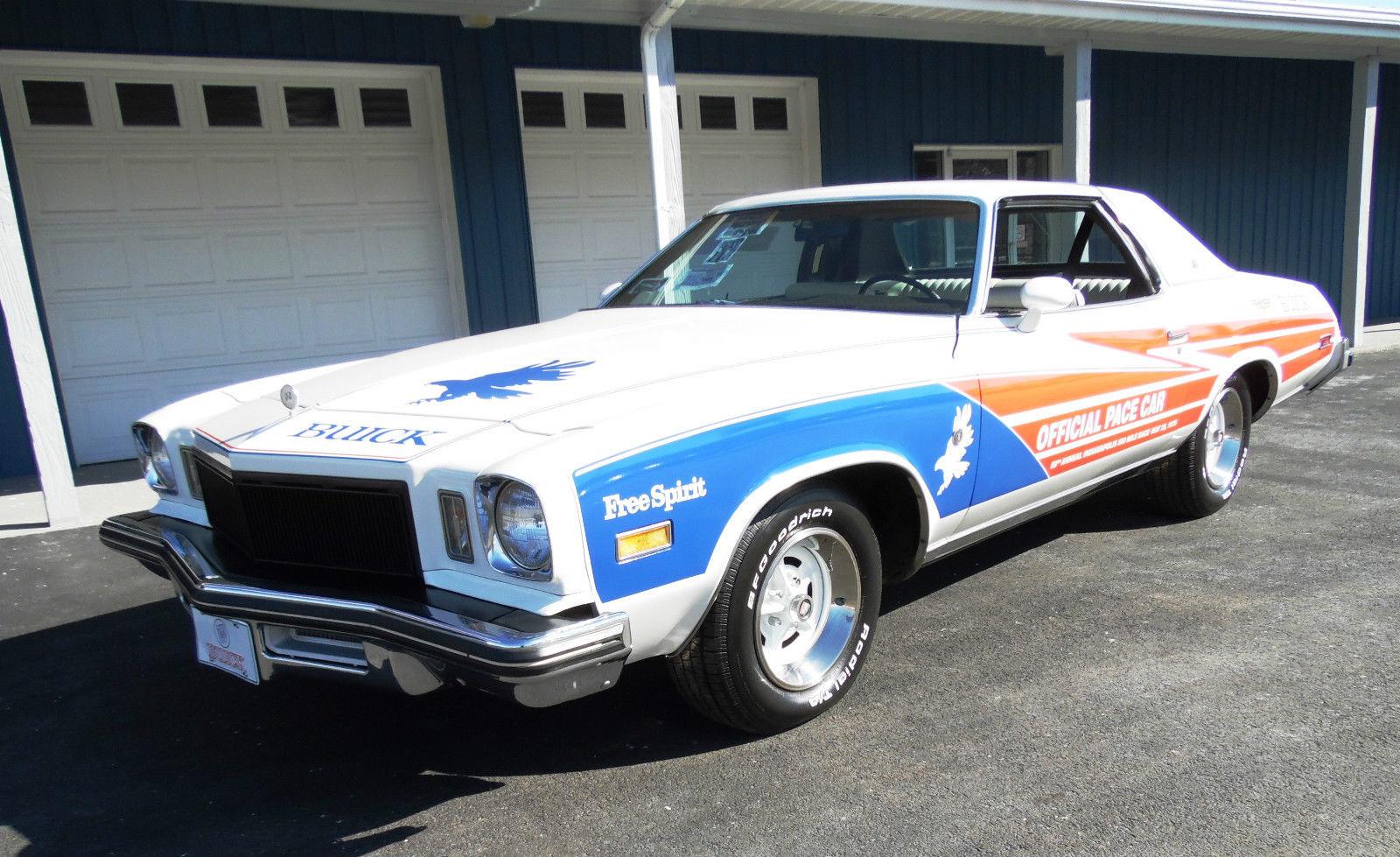 BangShift.com eBay Find: This 1975 Buick Regal \
