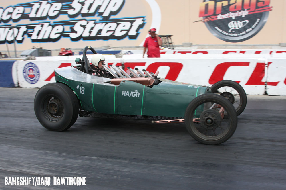 46th Annual Antique Nationals Fires Up At Auto Club Fontana Drags!