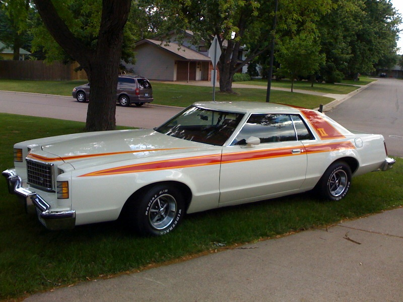 gran torino more than a car Find used 1973 ford gran torino sport miles on it and don't have too many more than that now it was my first car and a daily gran torino starsky and.