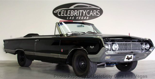 eBay Find: This 1964 Mercury Park Lane Is Cool But The Four Speed And SOHC Make It The Coolest!