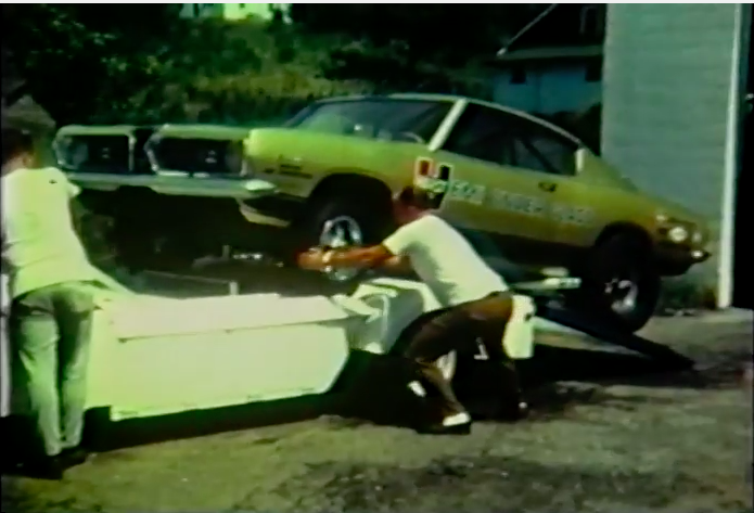 Stunning Video: Behind The Scenes And On The Track With The Greatest Wheelstanders Of The 1960s
