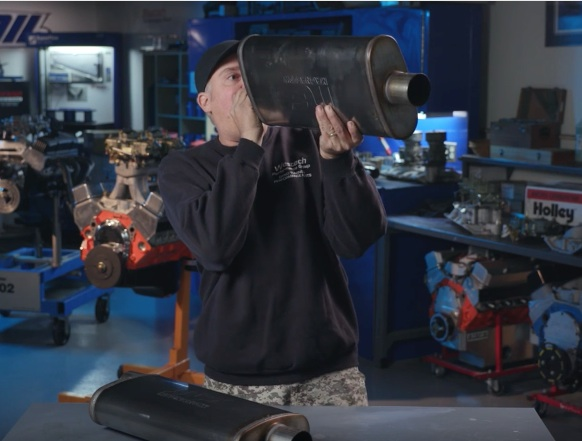 Which Loses More Power: A Three-Inch Exhaust Or A 2.5 Inch Exhaust? Engine Masters Tests Out The Backpressure Theory On A Chevrolet 454!