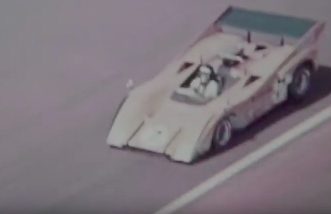 This Video From The 1970 Can-Am Race At Road Atlanta Is Amazing – See The Chaparral Sucker Car In Action!