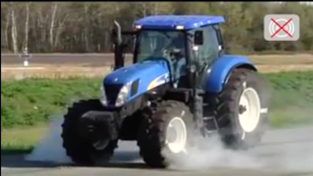 ABS On Tractors? This Video Demonstration Proves How Necessary It Actually Is!