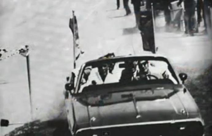 Wild Video: The Infamous 1971 Indy 500 Pace Car Crash