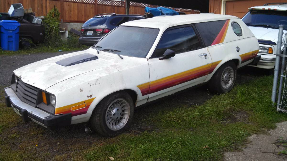 BangShift.com That Seems Safe: This 1977 Ford Pinto ...