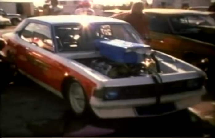 Great Drag Video: Pro Stock Action Circa 1975 From Miami-Hollywood Speedway