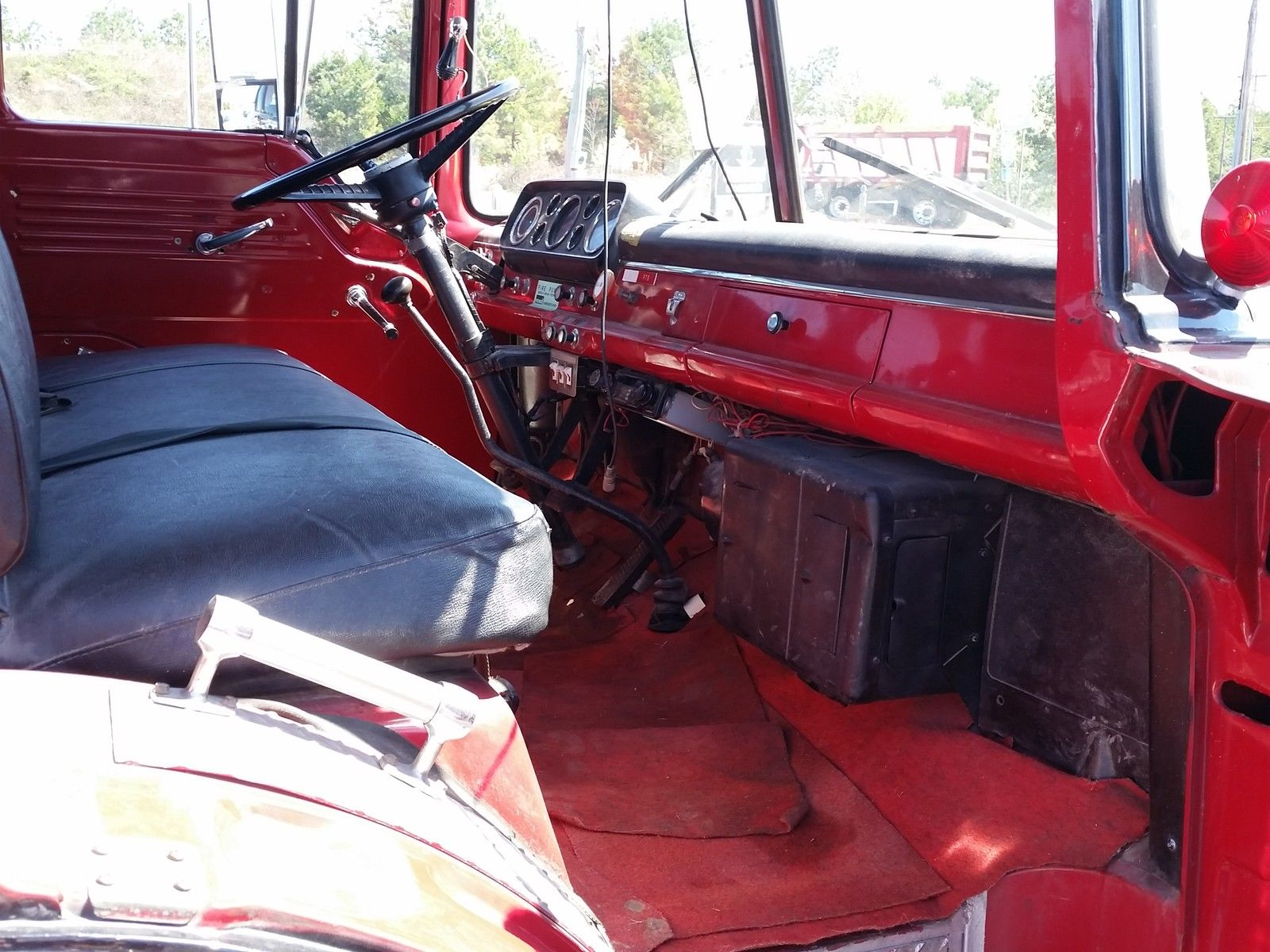 BangShift.com Anybody Like An Old Tow Truck? This 1978 Ford C600 ...
