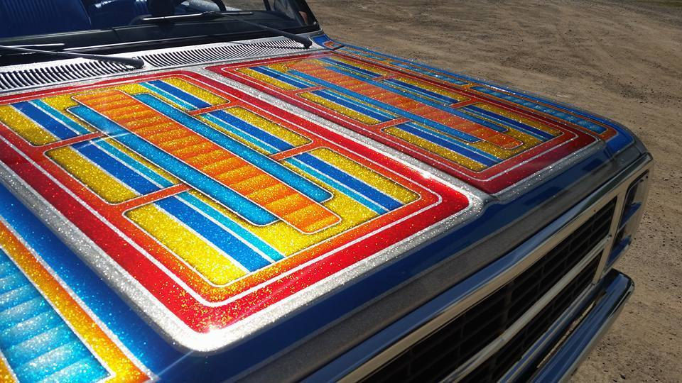 2017 Ford F150 Colors >> BangShift.com Use Caution In Direct Sunlight: This 1980 ...