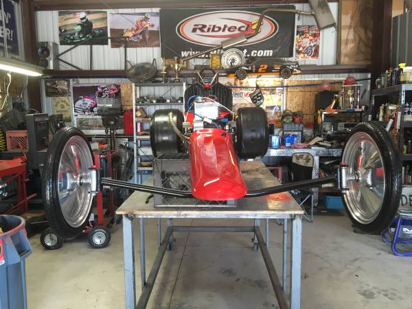 Bangshift Com 1969 Mickey Thompson Mini Dragster For Sale