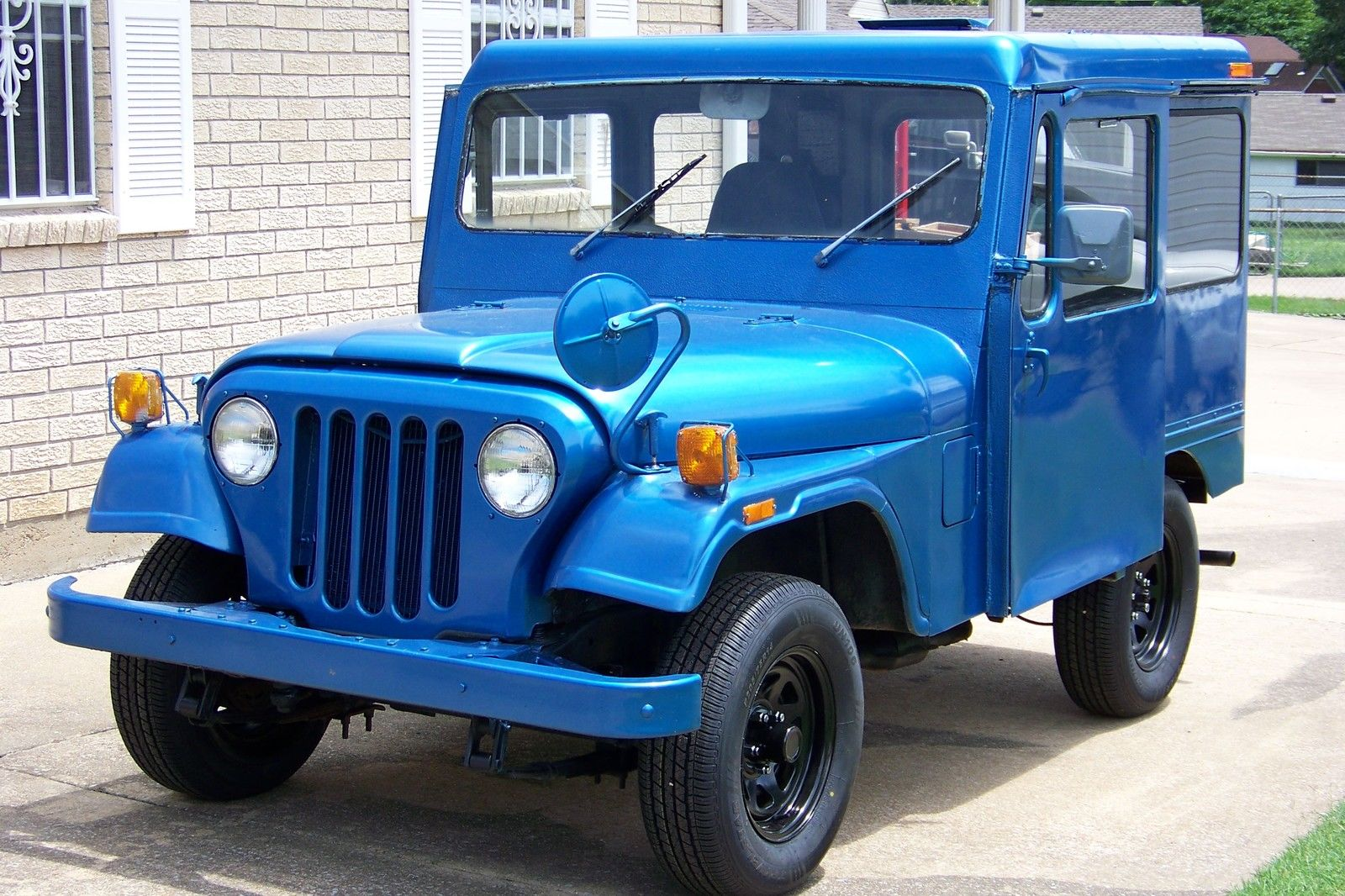 Theoretical build how would you build this 1983 am for Car mailboxes for sale