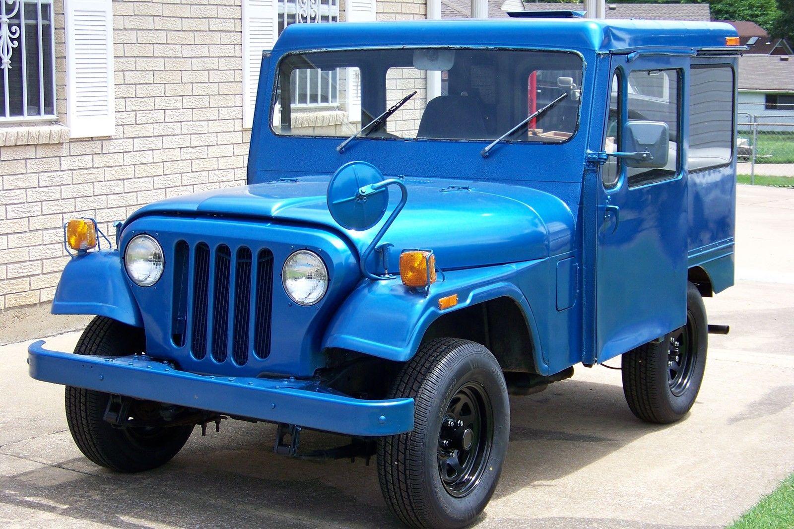 Custom Jeep Dj Postal Vehicle – Wonderful Image Gallery