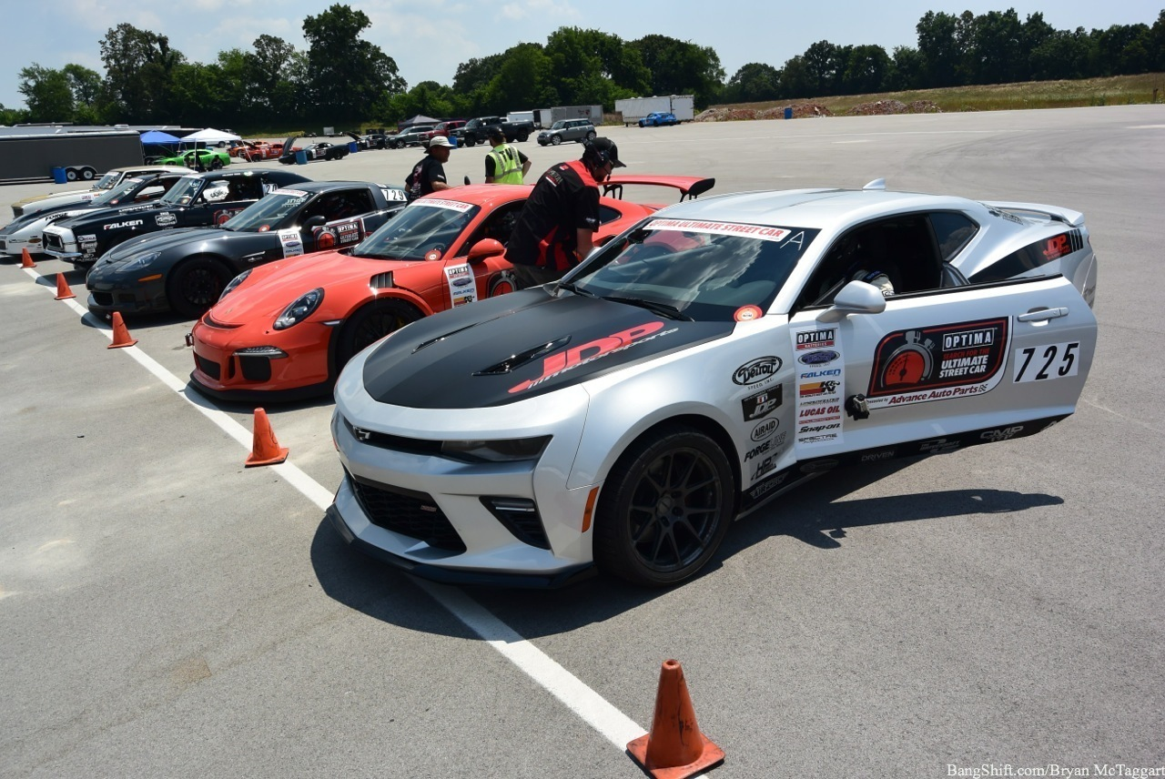 Hot-Lapping In The Heat: Check Out Our Gallery From Optima's Search For The Ultimate Street Car 2016 at NCM Motorsports Park!