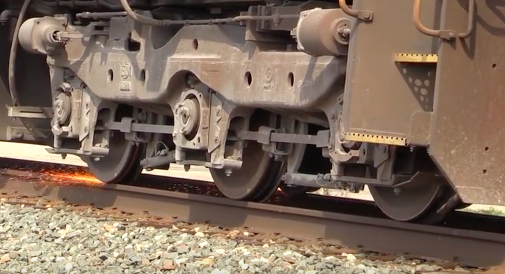 how to break in a new locomotive