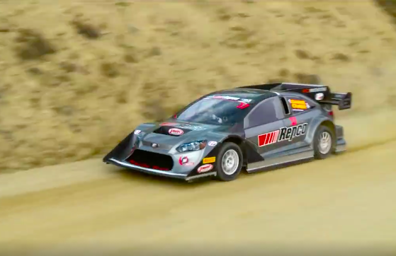 Tony Quinn's 850-horsepower Ford Focus is a proper Pikes Peak beast from Down Under
