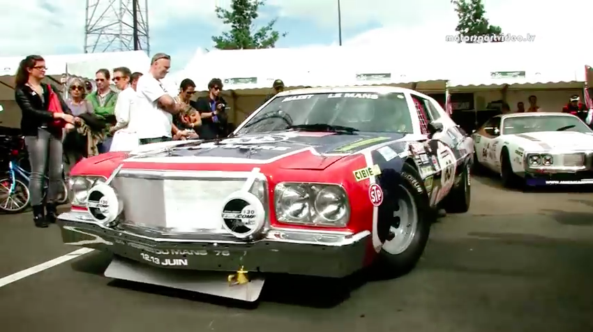 Awesome V8 Fury At The LeMans Classic – Monzas, Mopars, and Fords! Watch!