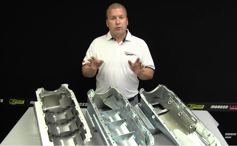 All Big Block Chevy Oil Pans Are Not Created Equal! Lean About Different Options From Moroso