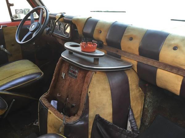 chevy van shorty g10 1974 survivor -5