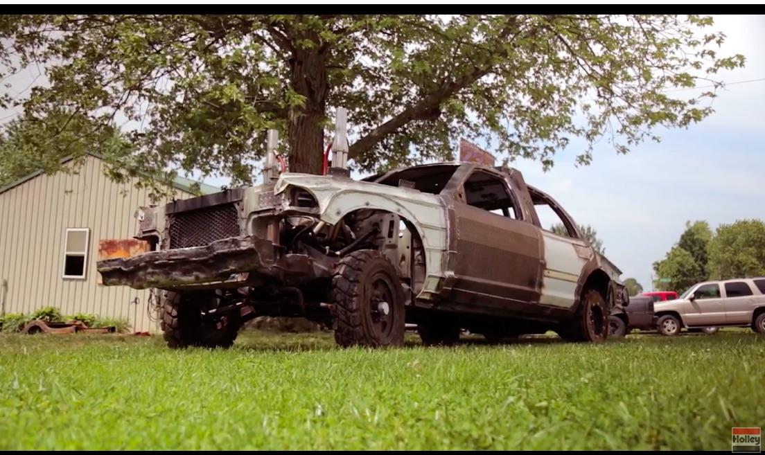 Building Demolition Derby Car : Bangshift demolition derby car