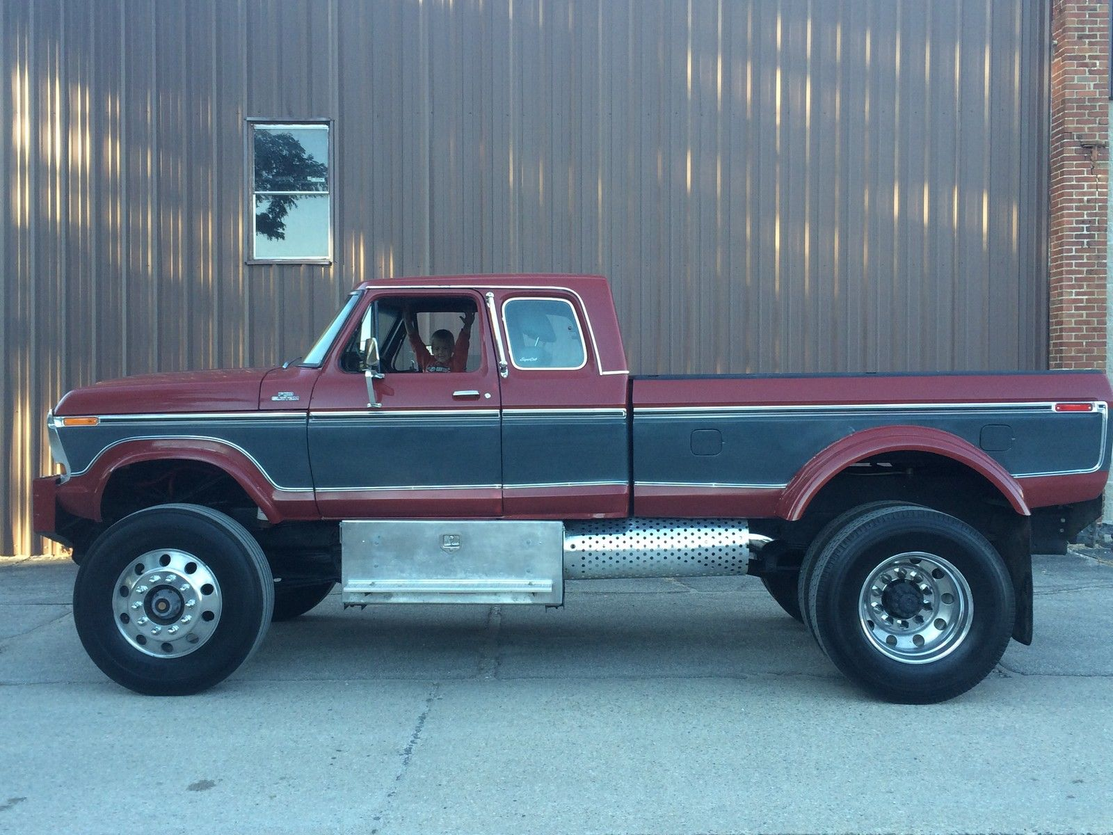 1975 Ford F250 Highboy Partsbuy Used 1976 Xlt Ranger 1971 4x4 Bangshift Com This 1978 F 250 Is A Real Part